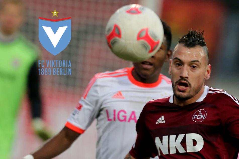 Sensations-Transfer trotz Insolvenz: Ex-Bundesliga-Star wechselt zu Viktoria Berlin!