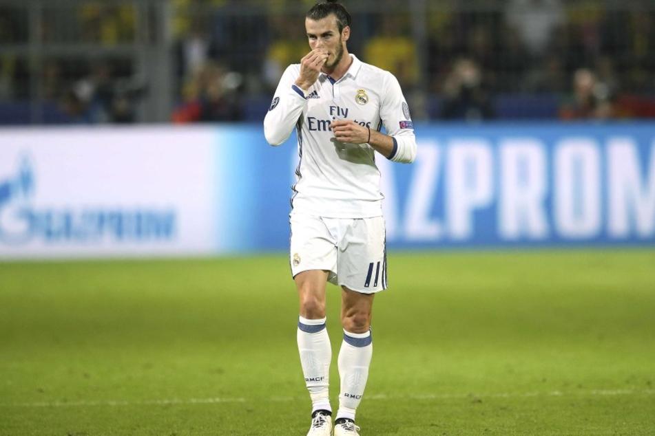 Gareth Bale wird jetzt von der Polizei bewacht.