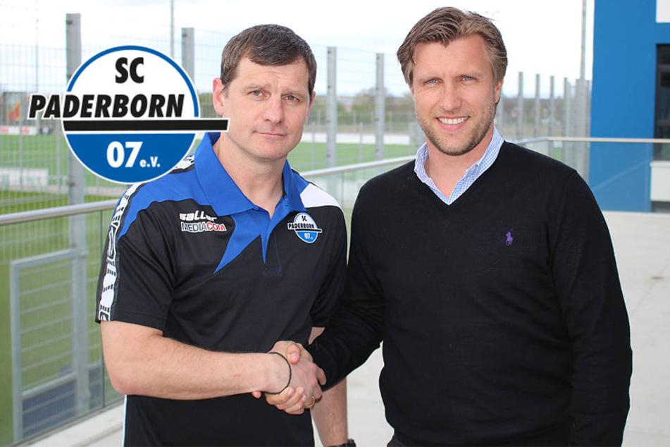 Baumgart ist neuer Trainer beim SCP: Schafft er den Klassenerhalt?