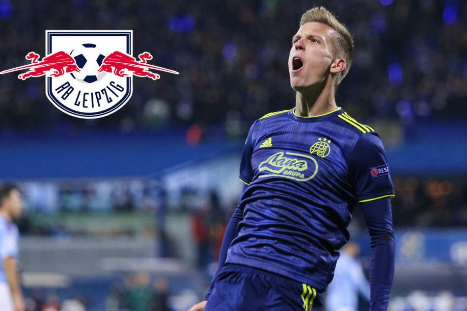 Dani Olmo zu RB Leipzig? Wie der BVB den Bullen den Deal noch vermiesen könnte