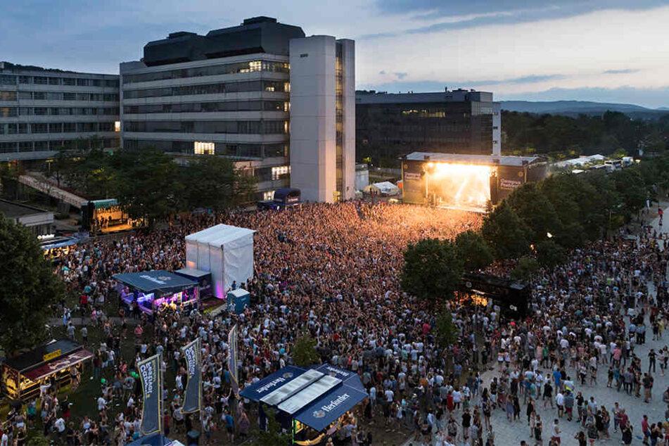 Tickets fürs Campus Festival sind schon jetzt erhältlich!