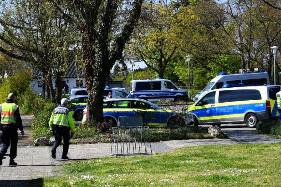 Fliegerbombe auf Kasernen-Areal entdeckt