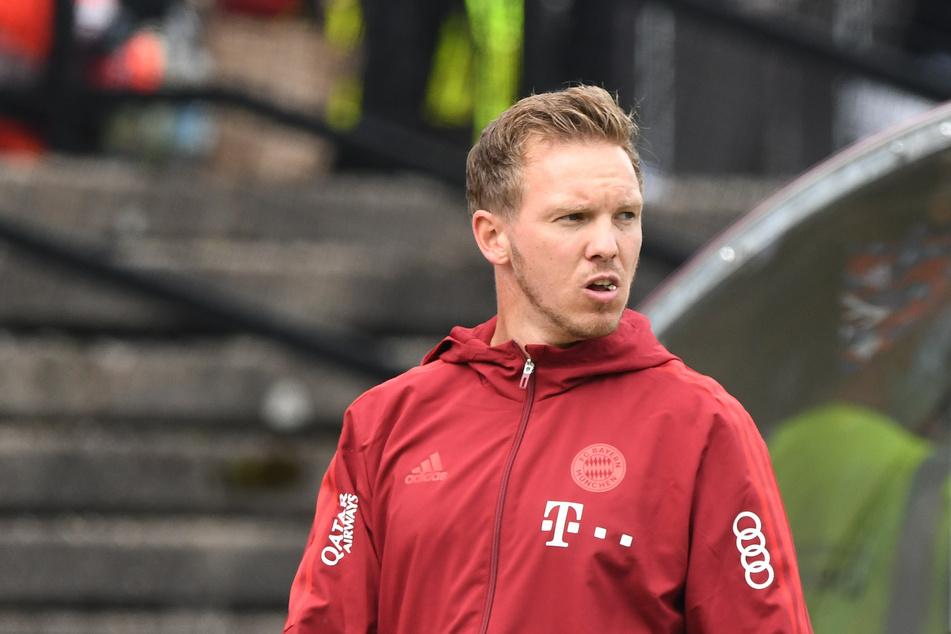 """Julian Nagelsmann (33) will beim FC Bayern München """"nicht alles auf den Kopf stellen""""."""