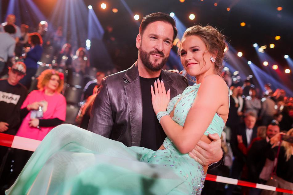 """Hier war die Welt noch in Ordnung. Laura war im März 2020 Teil der RTL-Show """"Let's Dance"""". Von solchen Auftritten oder anderen Werbepartnern kann sie heute nur träumen."""