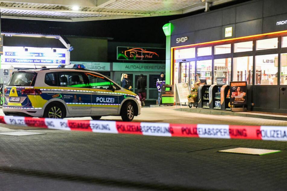 Berlin: Nach Überfall auf Tankstelle in Ludwigsfelde: Polizei schnappt mutmaßliches Räuber-Duo