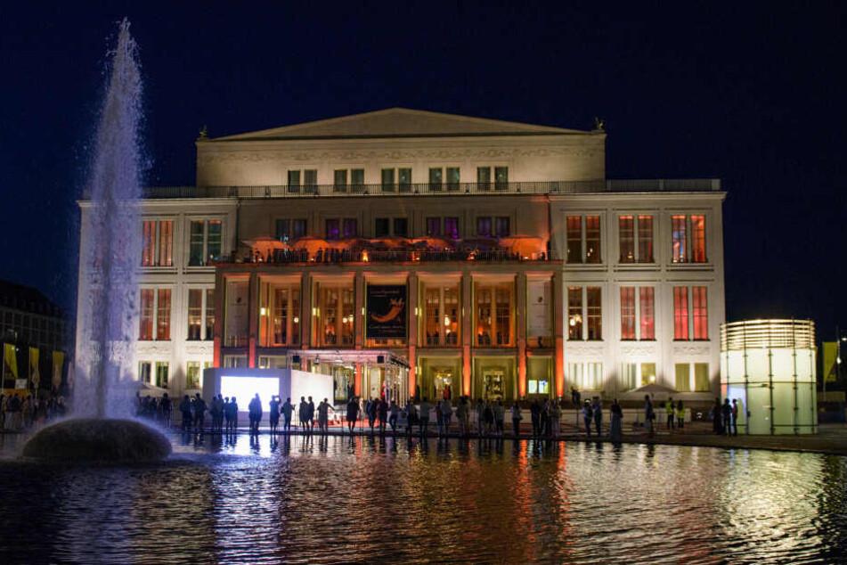 """Am Samstagabend gibt es """"La Dolce Vita"""" mitten auf dem Augustusplatz."""