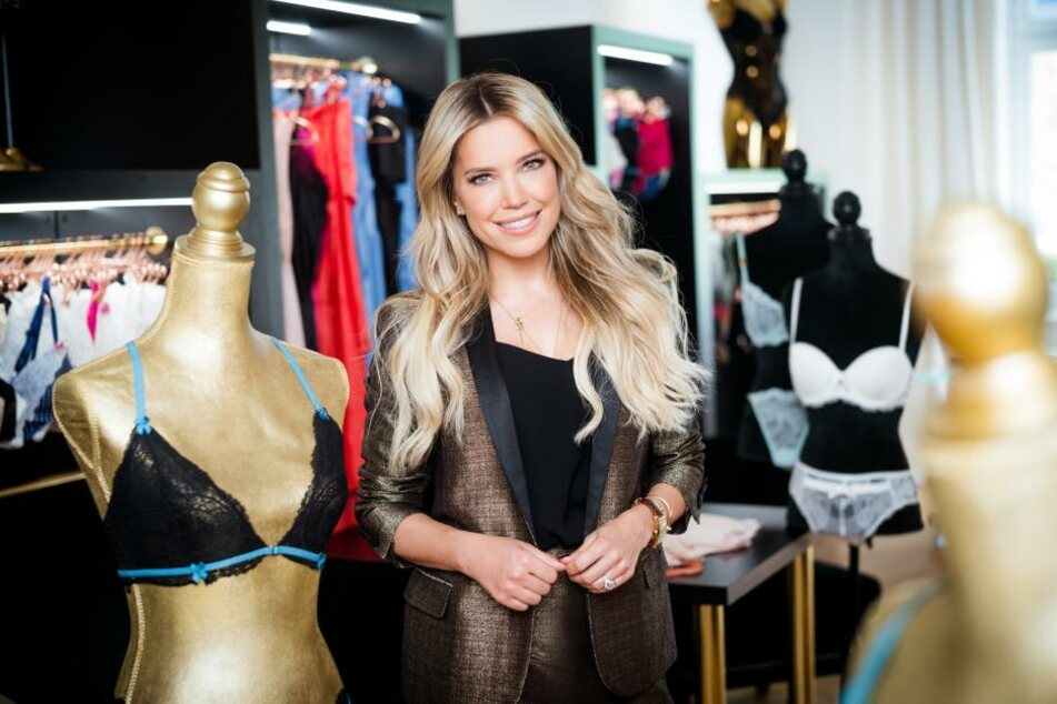 """Dieses Jahr startet ihre erste eigene Show """"Sylvies Dessous Models"""" bei RTL."""