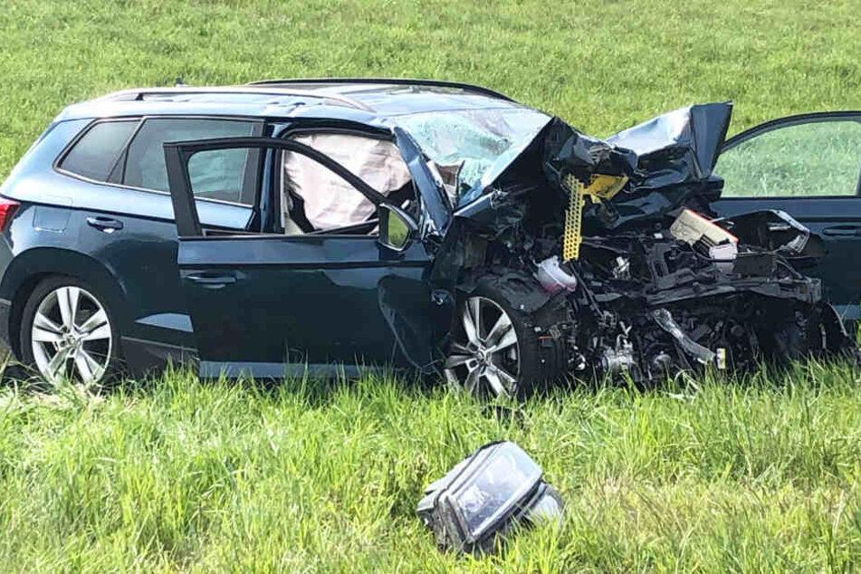 In Bayern ist es am Dienstag zu einem tödlichen Verkehrsunfall gekommen.