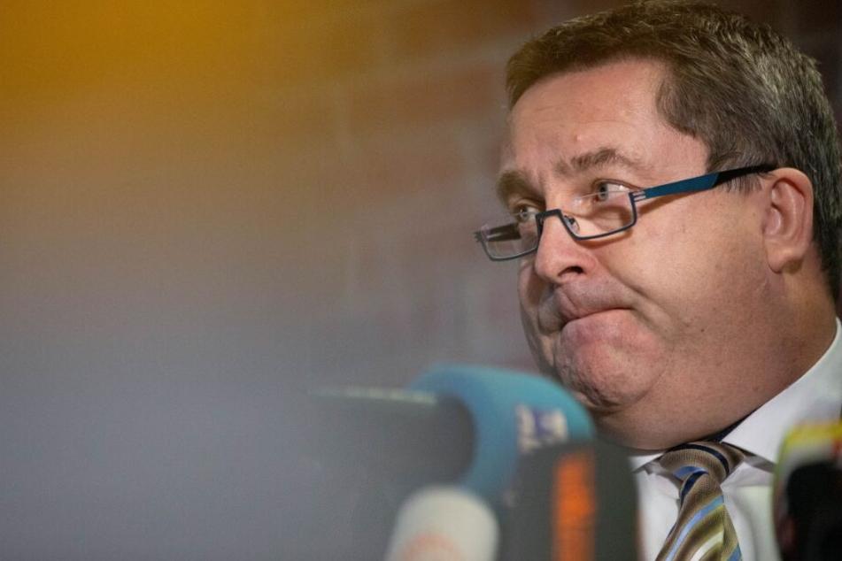 Landrat Axel Lehmann (SPD) ist zu weiteren Konsequenzen bereit.