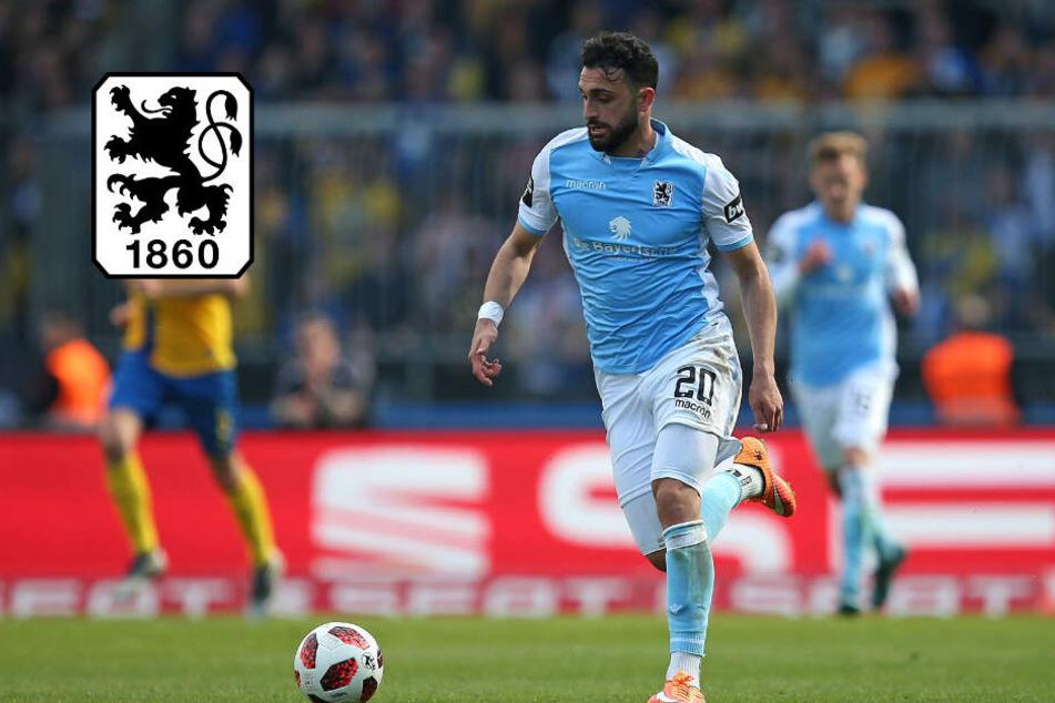 DFB ermittelt nach Spuckattacke gegen Efkan Bekiroglu vom TSV 1860 München