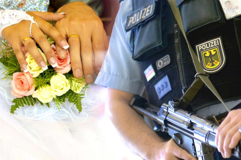 Am Flughafen gestoppt! Polizei kann illegale Heirat von Jugendlicher verhindern