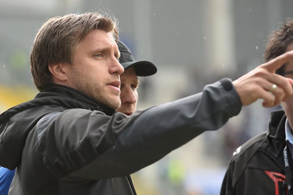 Sport-Geschäftsführer Markus Krösche: Gibt zusammen mit dem Verein die Strategie und Spielidee vor.