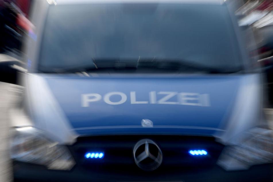 Gleich mit zehn Streifenwagen fahndete die Polizei nach den Tatverdächtigen (Symbolbild).