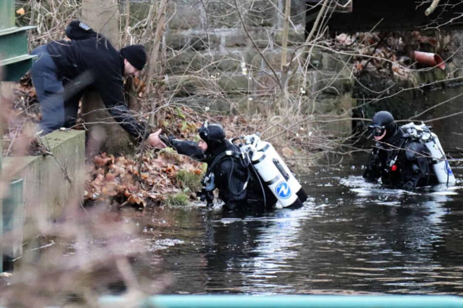 Grausamer Fund: Leiche in Flussbett entdeckt