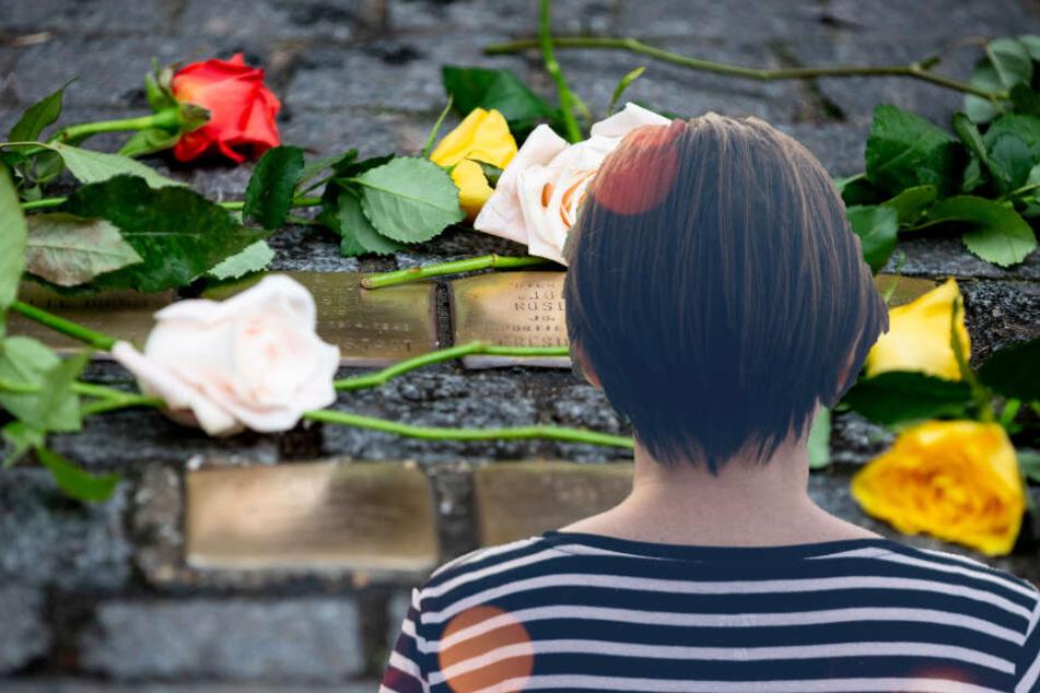 Dresden: Junge Frau zeigt anlässlich des Holocaust-Gedenktages Hitlergruß in Pirna