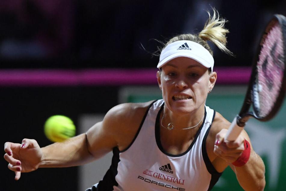 Die 31-jährige Kielerin ist aktuell hinter Naomi Osaka, Simona Halep und Petra Kvitova die Nummer 4 der WTA Weltrangliste.