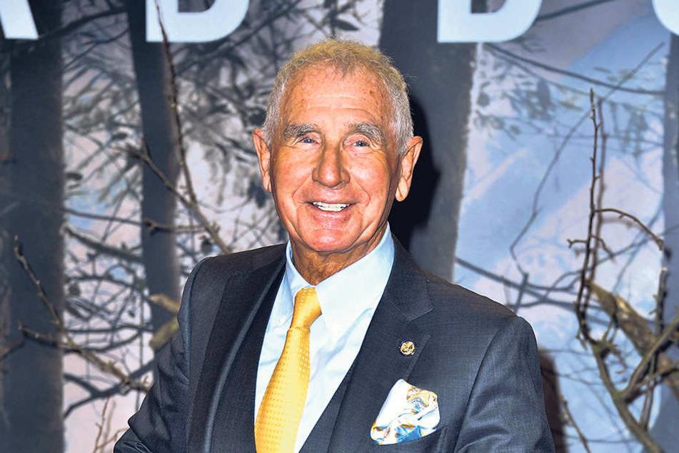 Prinz Frédéric von Anhalt (75) zieht es von Hollywoods Partys in die Münchner Schickeria.