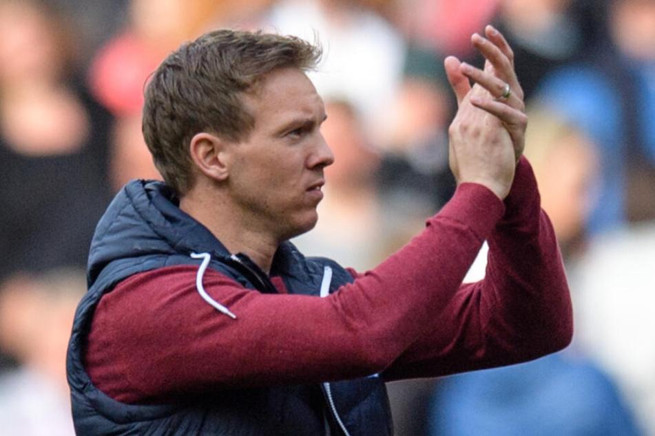 Steht vor seinem letzten Tanz mit seiner Liebe Hoffenheim: Coach Julian Nagelsmann.