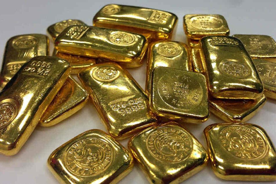 Deutsche Bürger kaufen mehr Gold denn je