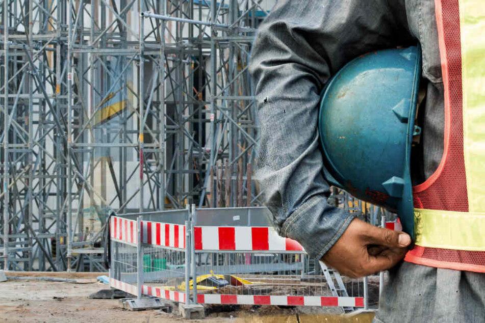 Am Freitag sollen Baubetriebe eine Minute innehalten.