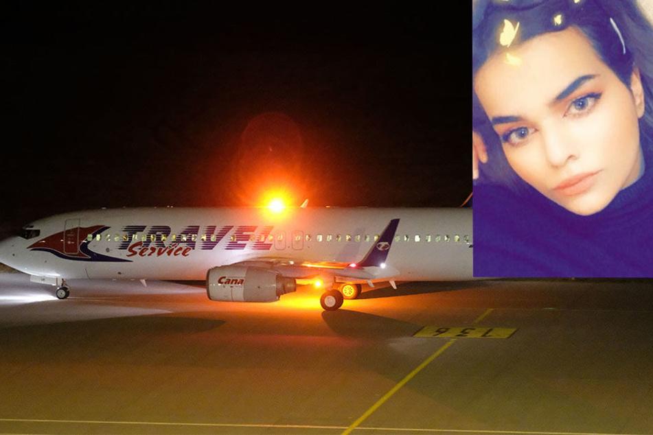 Die 18-Jährige versteckt sich in einem Flughafenhotel, um ihre Abschiebung zu verhindern.