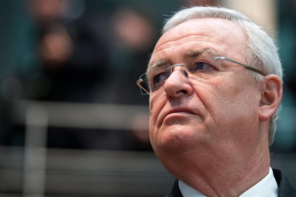 Der ehemalige Vorstandsvorsitzende der Volkswagen AG, Martin Winterkorn.
