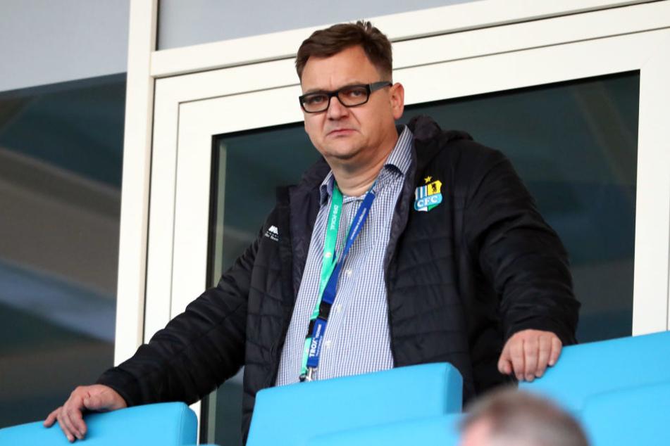 Thomas Uhlig wird neben Thomas Sobotzik Geschäftsführer der neuen Kapitalgesellschaft.
