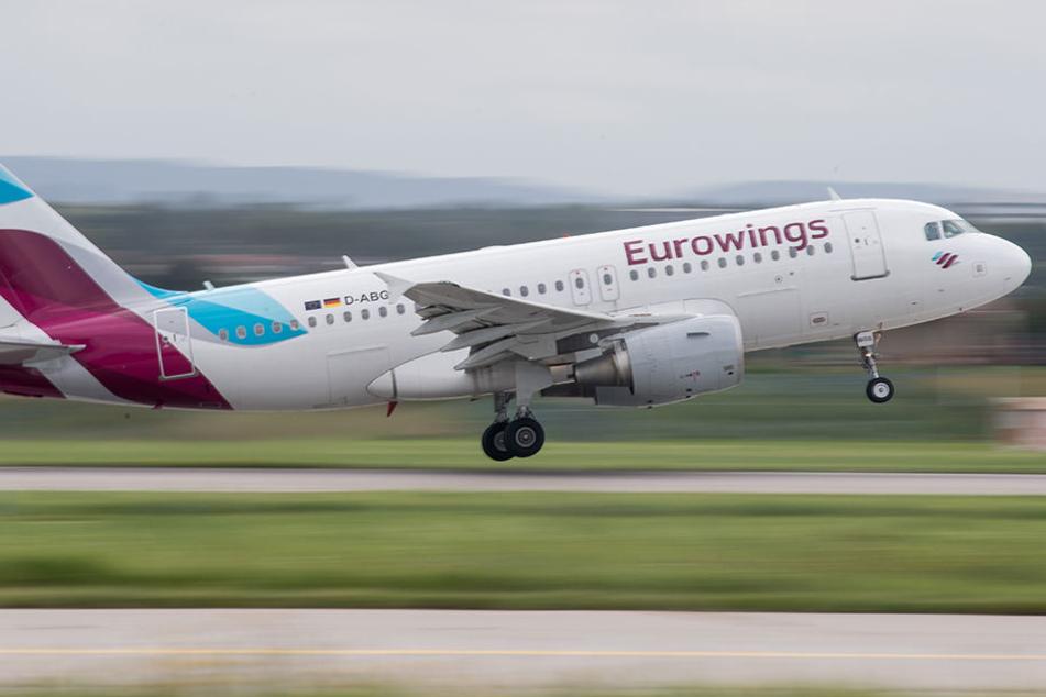 Die Lufthansa-Tochter Eurowings kooperiert ab dem 2. Januar mit Aldi.
