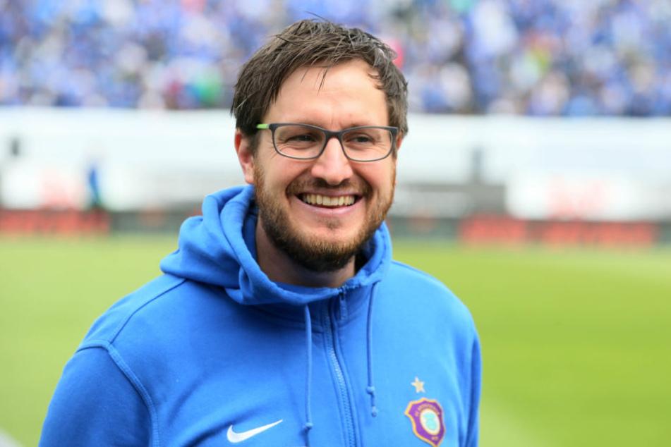 Hannes Drews bat um vorzeitige Auflösung seines Vertrags.