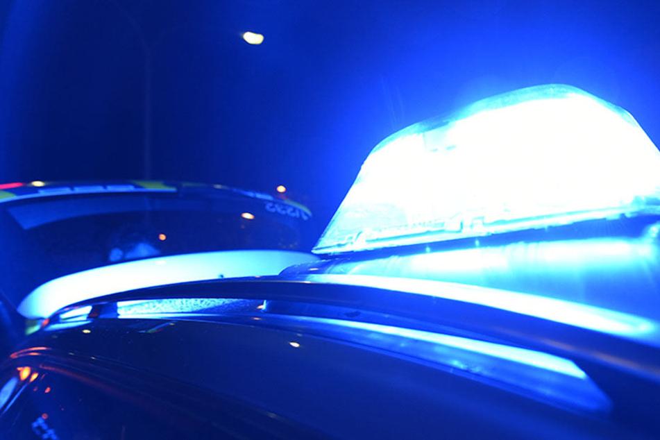 Zwei Polizisten verletzten sich bei der Festnahme, konnten aber ihren Dienst fortsetzen.