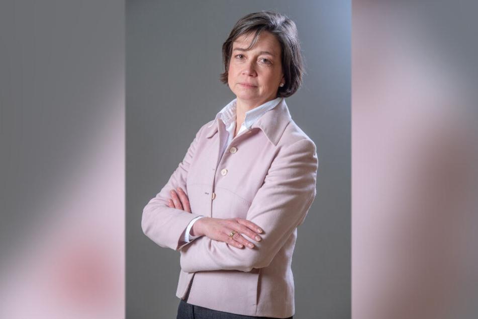 CDU-Stadträtin Almut Patt (51) sieht die Verwaltung in Sachen Parkpflege in der Handlungspflicht.