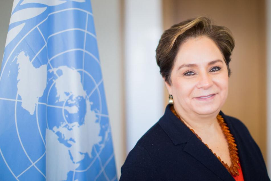 UN-Klimachefin Patricia Espinosa hat 3000 Experten zur Klimakonferenz nach Bonn geladen.
