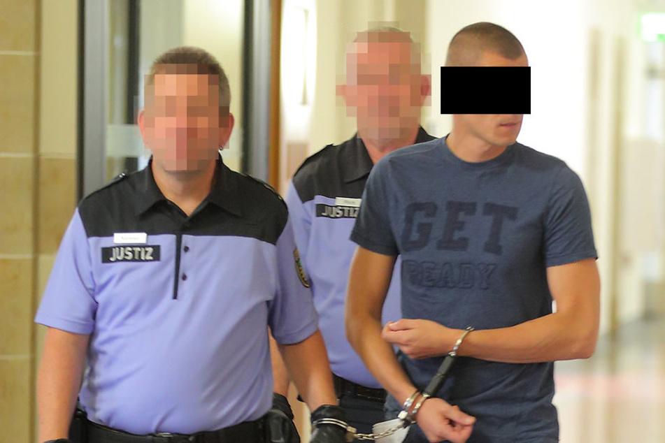 Tomasz T. muss für drei Jahre und neun Monate ins Gefängnis.