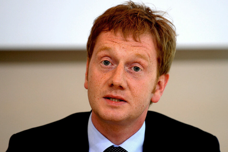 Wollte schlichten, scheiterte aber: CDU-Generalsekretär Michael Kretschmer  (41).
