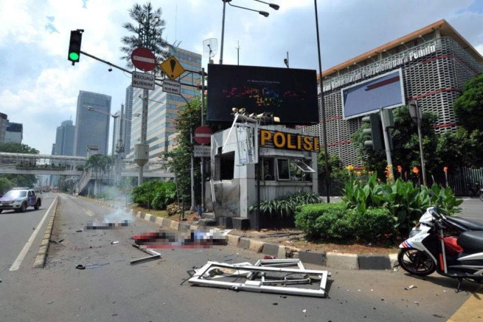 Mehrere Tote nach Anschlag in Millionenmetropole