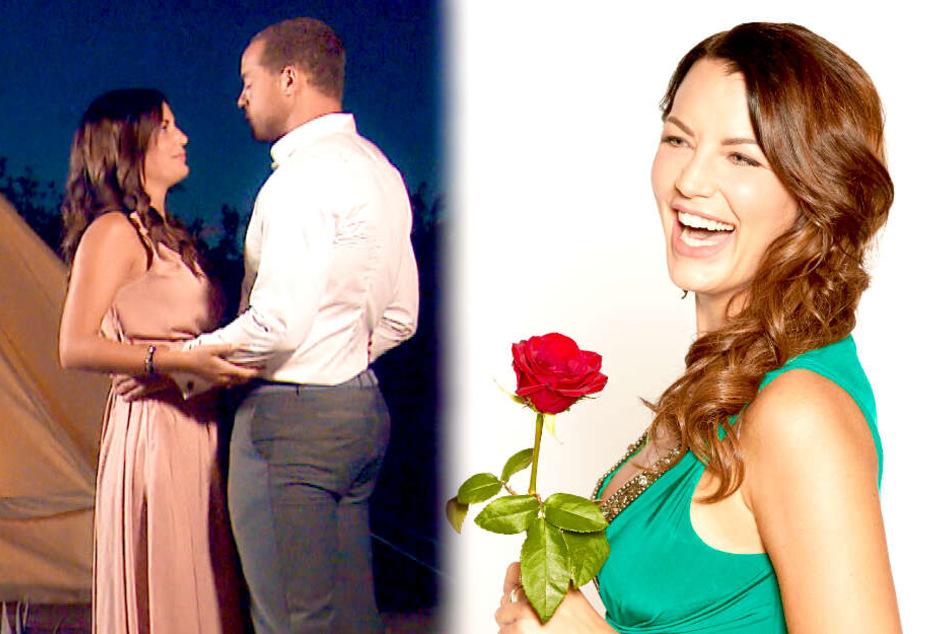 Romantische Küsse beim Homedate: Trotzdem schickte der Bachelor sie nach Hause!