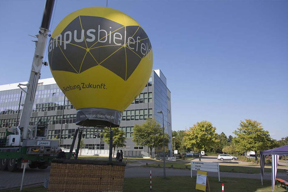 Der Campus Bielefeld steht bei den Planungen im Mittelpunkt.