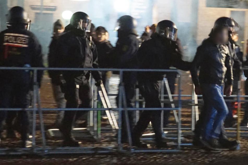 Über 90 Festnahmen: So lief die Silvesternacht in Stuttgart