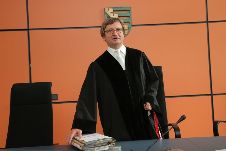 Richter Steffen Hintersaß verkündete das Urteil.