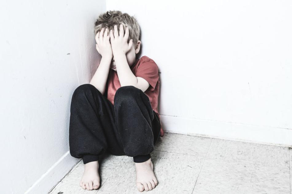 Die Kinder litten an den katrastophalen Bedingungen (Symbolbild).