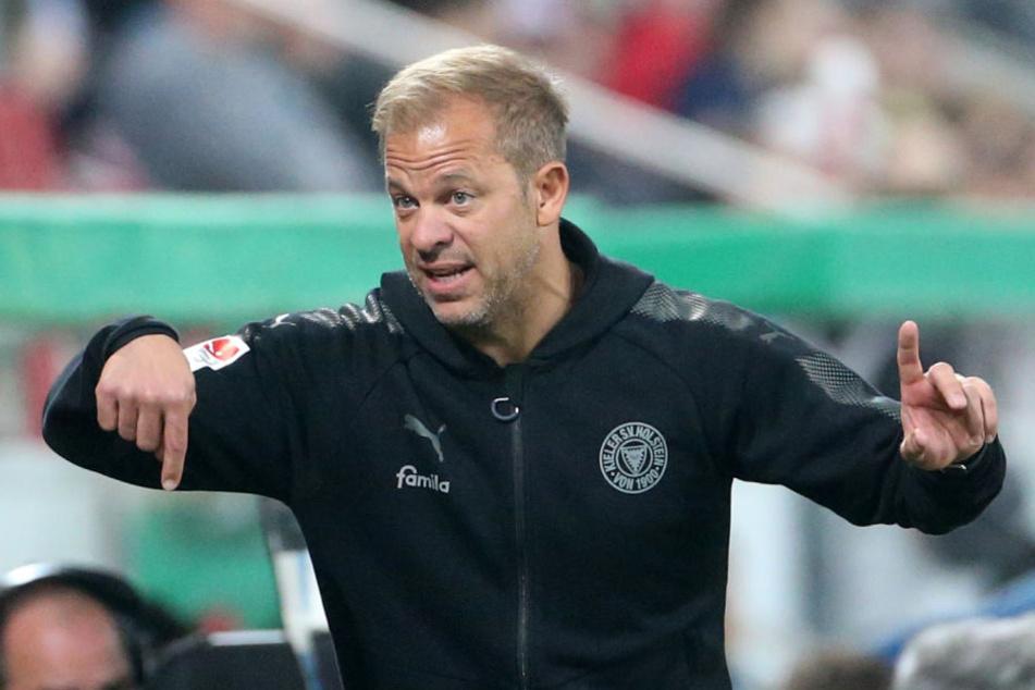 Markus Anfang wird neuer Trainer beim 1. FC Köln.
