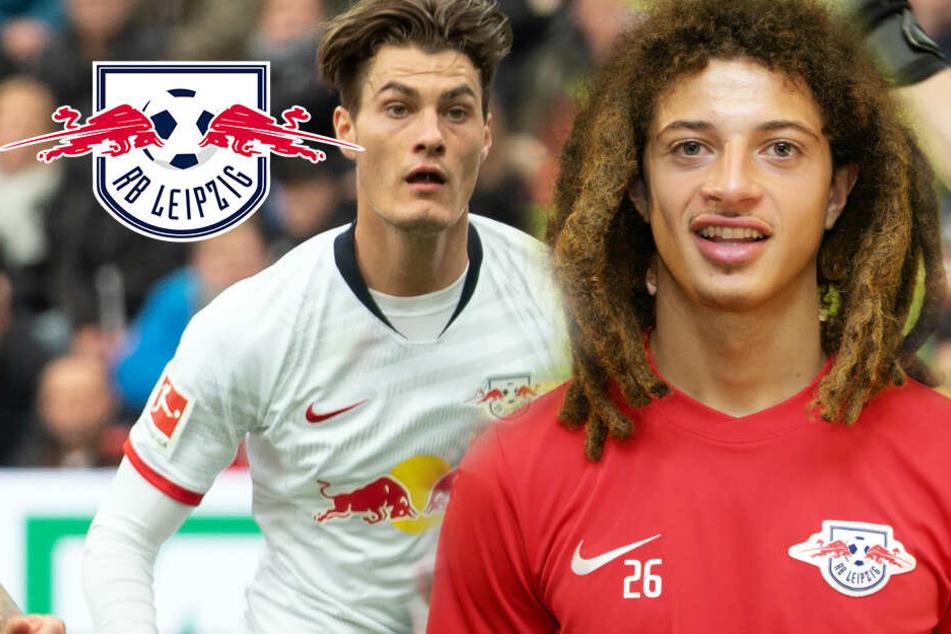 Verletzungspech für RB Leipzig: Diese zwei Spieler fallen aus