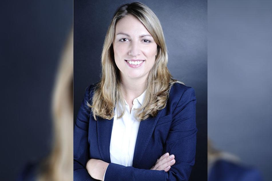 Veolia-Unternehmenssprecherin Diana Scheerschmidt.