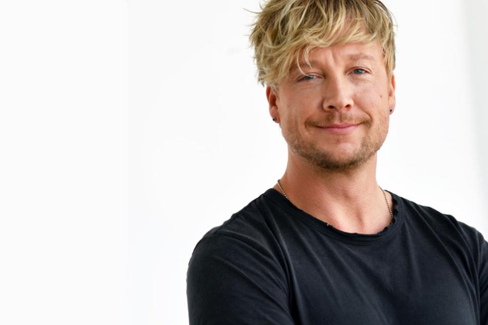 Der finnische Sänger, Gitarrist und Songwriter Samu Haber.