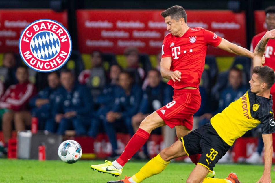 Nach Pleite gegen BVB: Lewandowski heizt Transfer-Debatte beim FC Bayern erneut an