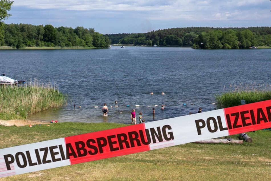 Bade-Drama! Rentner ertrinkt beim Schwimmen mit seiner Ehefrau