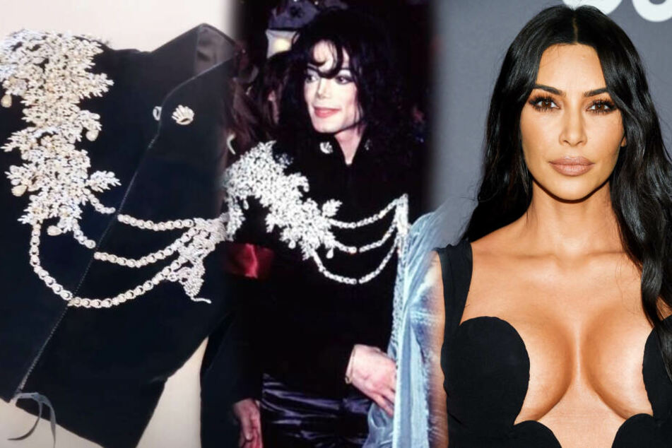Krasses Weihnachtsgeschenk: Kim Kardashian schenkt Tochter (6) Jacke von Michael Jackson