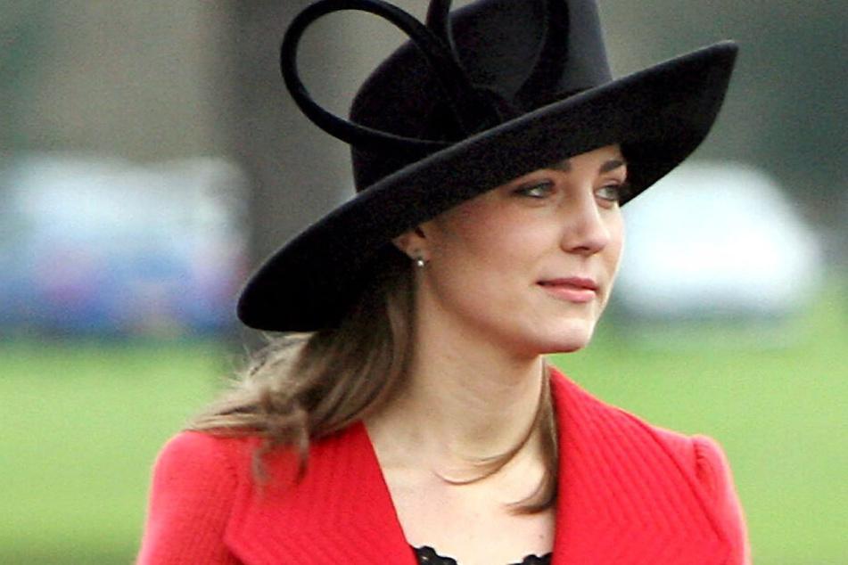 Bereits 2007 gehörte Kate zu den 10 bestgekleideten Frauen.