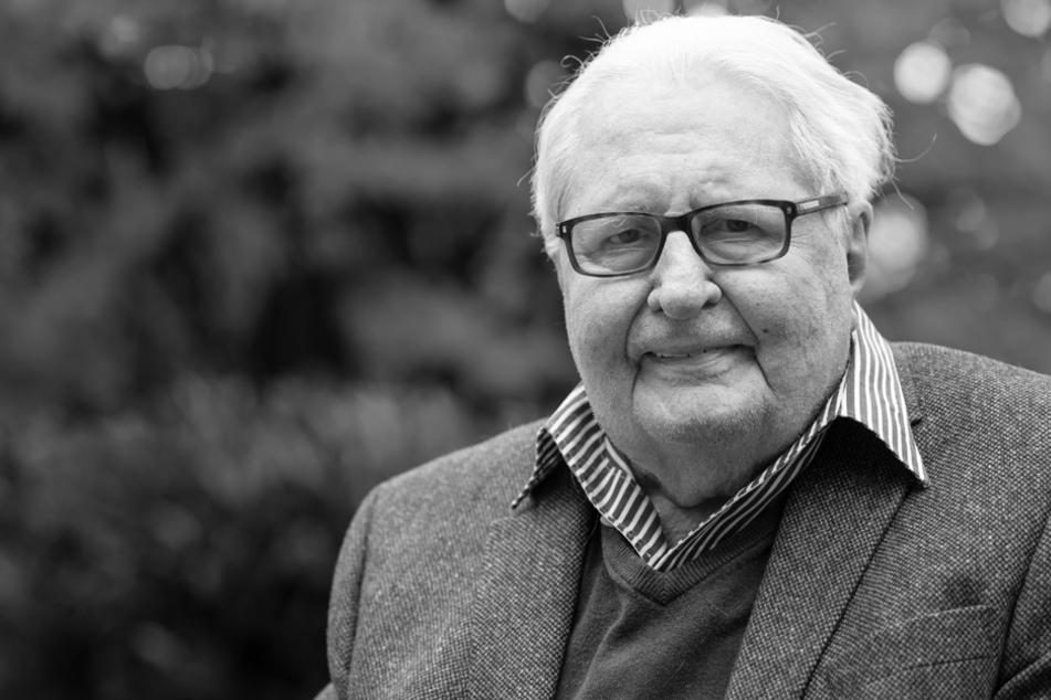 Ex-SPD-Chef Hans-Jochen Vogel (†94) stirbt nach langer Krankheit