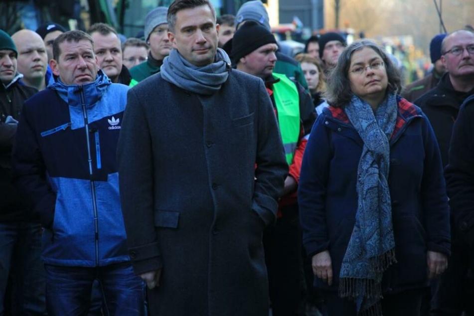 Martin Dulig (45,SPD).